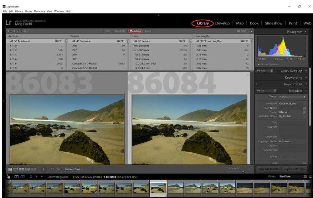 چگونه پنل متنوع لایت روم می تواند به بهبود عکاسی شما کمک کند
