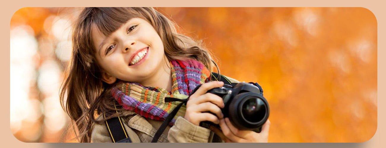 چرا کودکان ما باید عکاسی بیاموزند؟