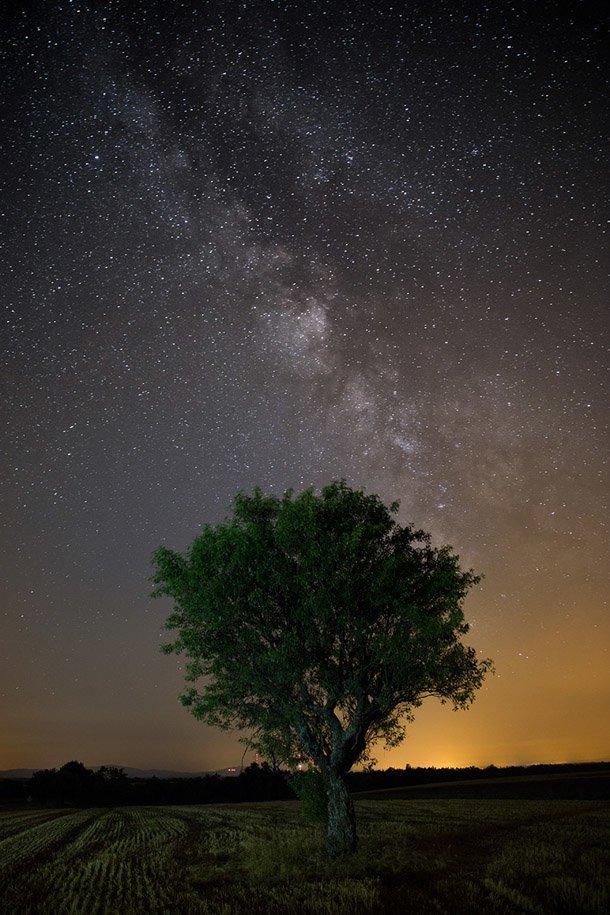 آموزش عکاسی از کهکشان راه شیری برای عکاسان نجومی تازه کار