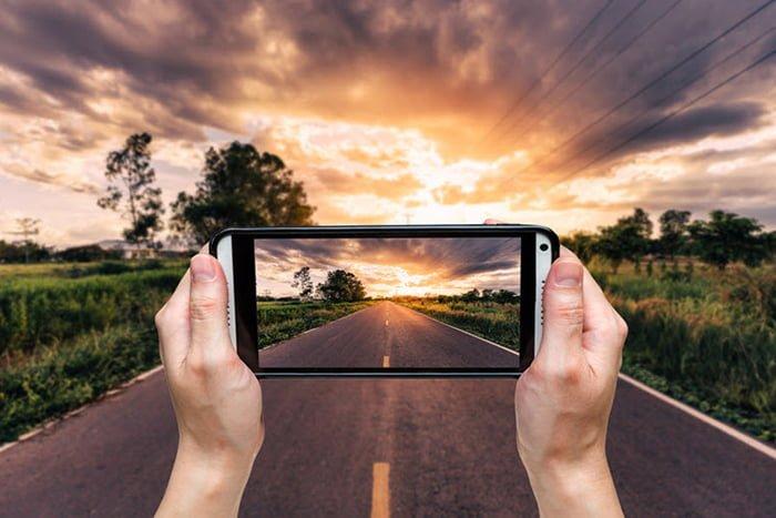 ۱۲ نکته برای بهبود عکاسی با موبایل