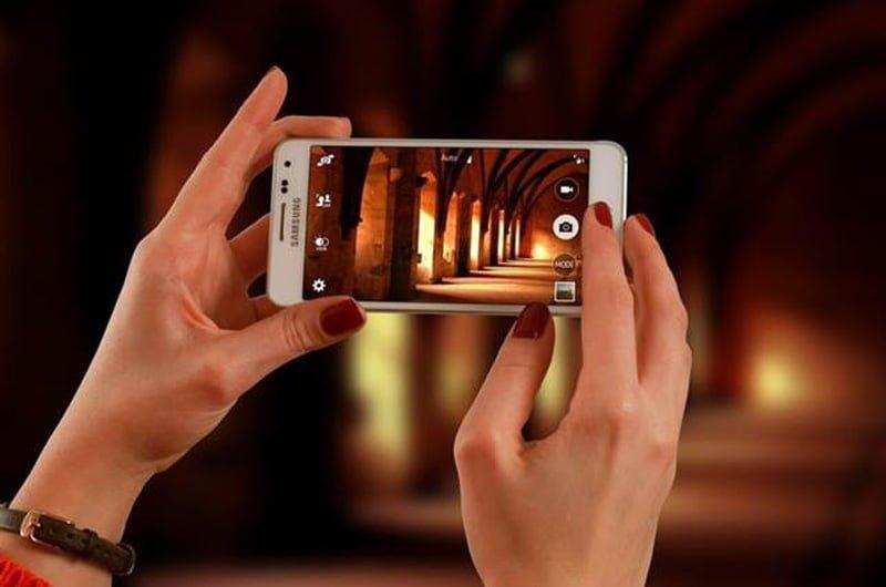 آموزش استفاده از امکانات دوربین گوشی های هوشمند برای عکاسی با موبایل