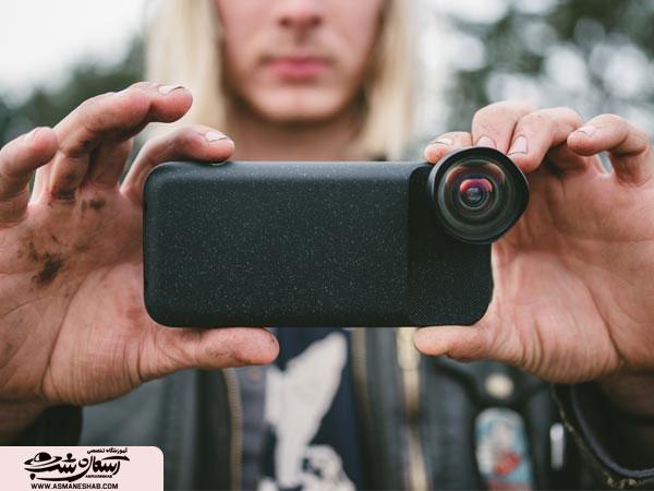 ترفندهای عکاسی با موبایل های عمومی