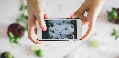 ترفند عکاسی با گوشی موبایل