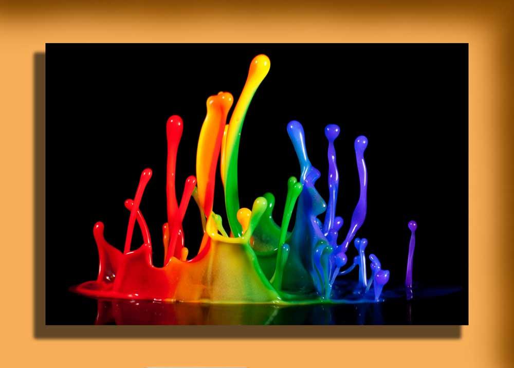 مدیریت رنگ ها درعکاسی