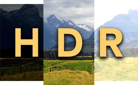 چه زمانی باید از HDR استفاده کرد؟