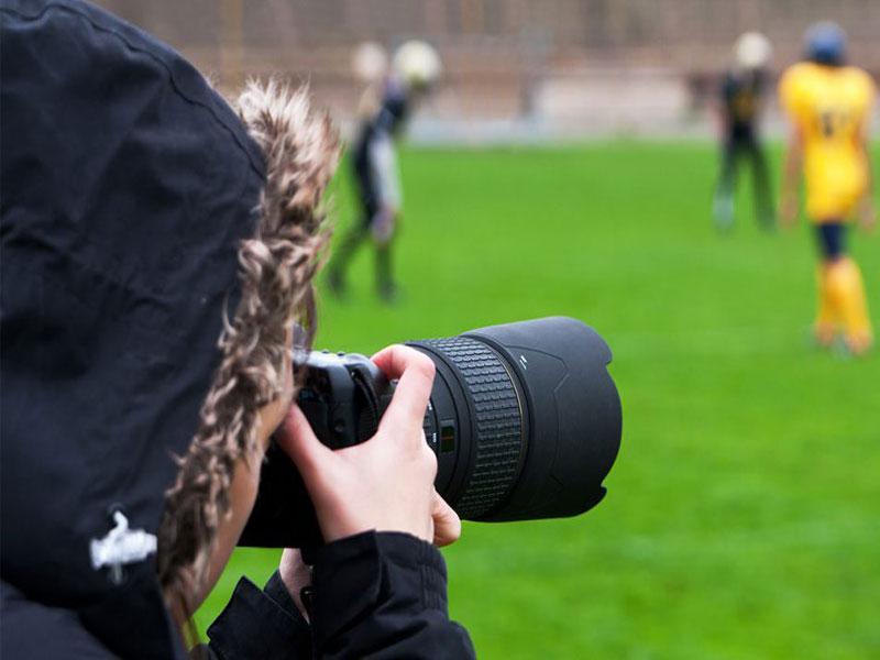 تنظیمات دوربین برای عکاسی ورزشی چگونه است؟