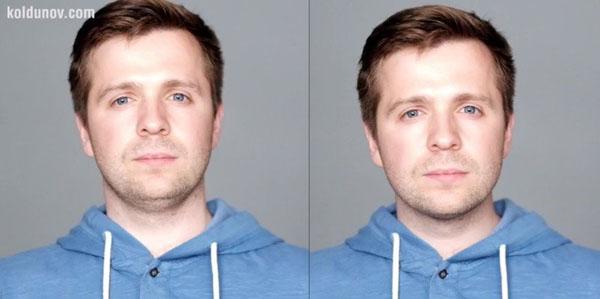 چند روش ساده برای کوچکتر نشان دادن غبغب در عکاسی پرتره