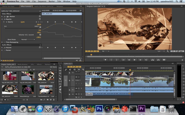 ذخیره کردن ویدیو کامل شده و خروجی گرفتن از پریمیر پرو