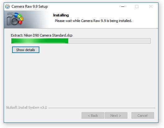 چرا گاهی برنامه فتوشاپ فرمت Raw را باز نمیکند