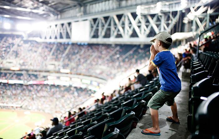 با موبایلتان ،عکس های ورزشی حرفه ای بگیرید