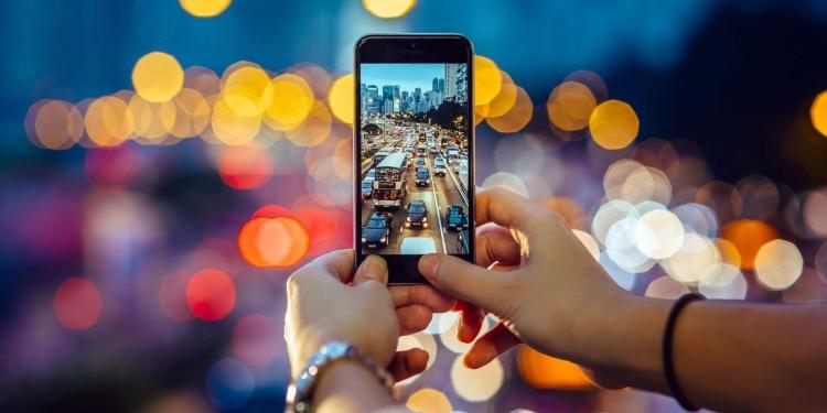 آموزش عکاسی حرفه ای با موبایل