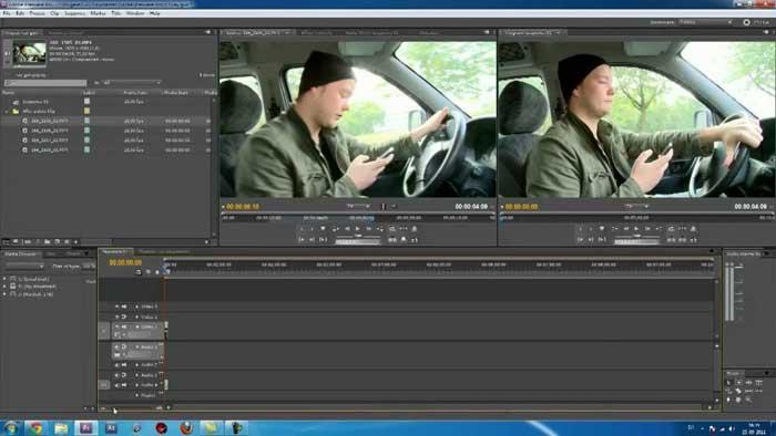 نرم افزار(Adobe Premiere pro) چیست و چه کاربردهایی دارد؟