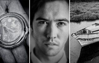 نحوه ترکیب بندی عکس های سیاه و سفید خیره کننده