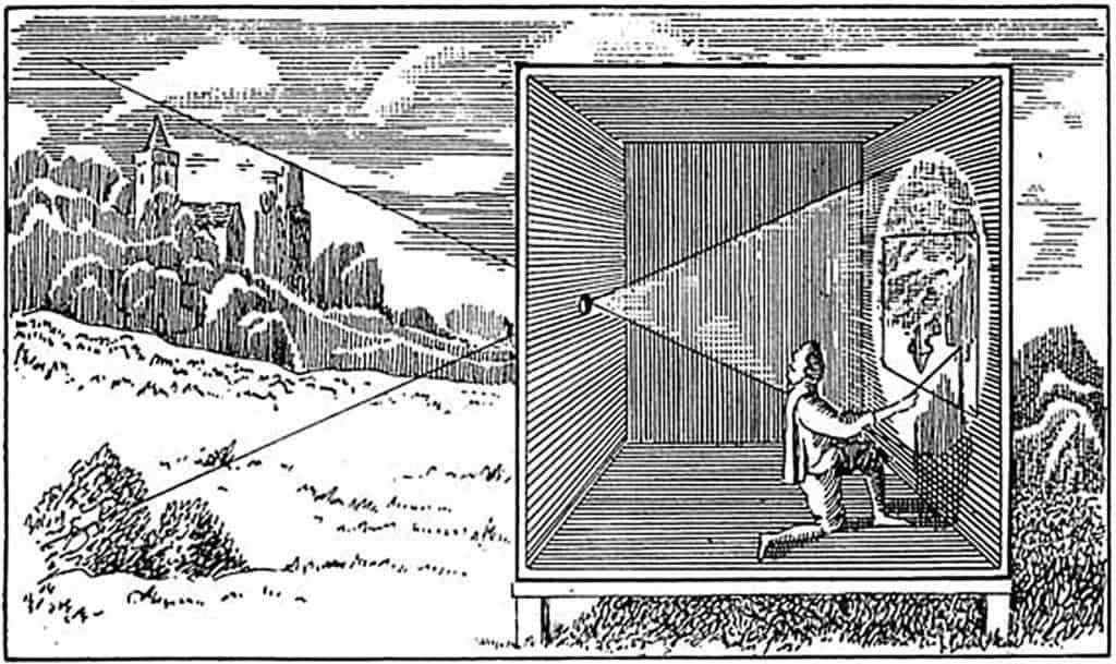 عکاسی پینهول چیست؟ (Pinhole Camera)