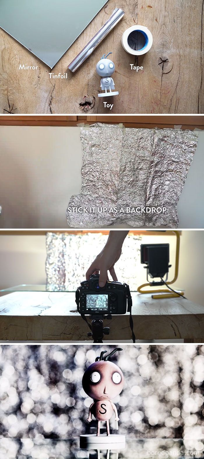 ترفندها و حقه های جالب عکاسی با دوربین وموبایل