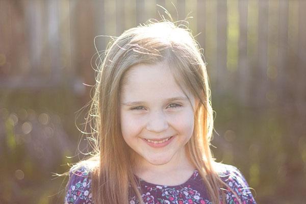 آموزش نحوه دیدن نور برای عکاسی پرتره کودکان