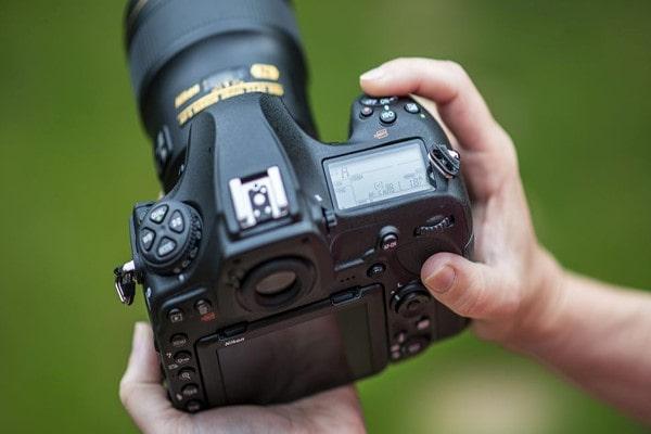 آموزش عکاسی با دوربین نیکون