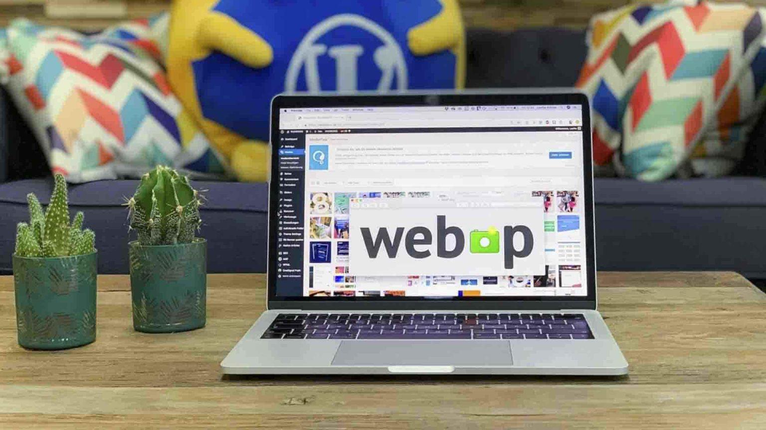 فرمت WebP چیست و چه کاربردی دارد؟